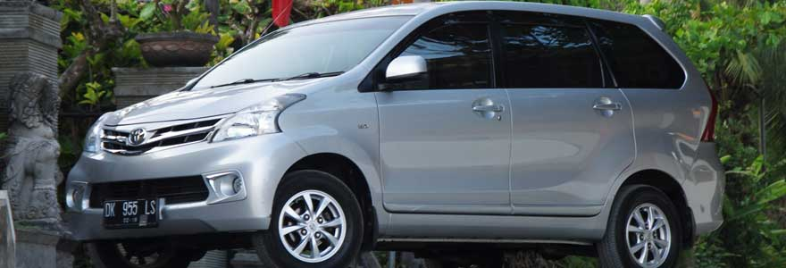 Location voiture à Bali