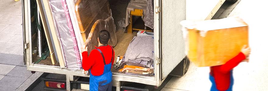 camion pour déménager