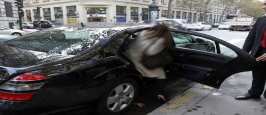 voitures avec chauffeur